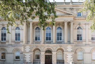 Osgoode Hall Main Doors